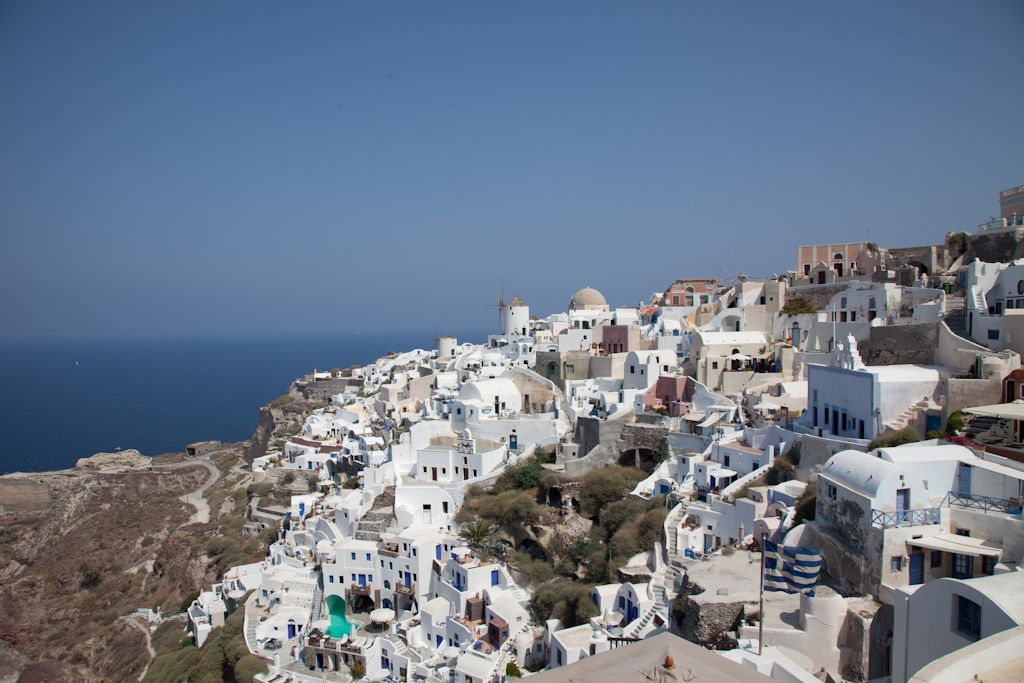 Video Highlights from Santorini in 3D…oops I mean HD